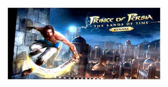 Prince of Persia: The Sands of Time Remake отложен во второй раз